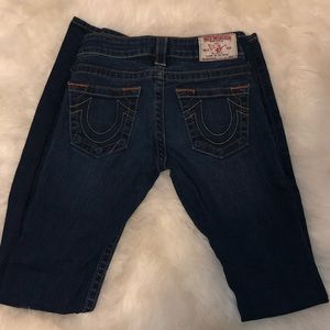 Authentic True Religion skinny jeans (Size 24)